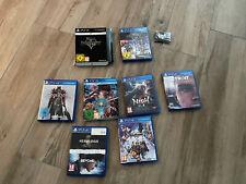 Kleine PS 4 Spielesammlung JRPGs Sehr Gut