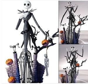 The Nightmare Before Christmas Jack Skellington Figuren Figur Schädel Totenkopf