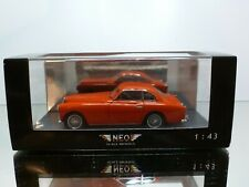 NEO MODELS 44610 MG TD 1953 ARNOLT VERSION - RED 1:43 - EXCELLENT IN BOX