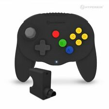 """Admiral"" Premium BT Controller for N64® (Black) - Hyperkin"