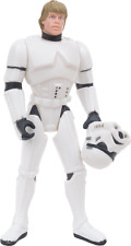 Star Wars Power of The Force Luke Skywalker StormTrooper Action Figure