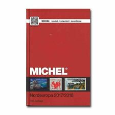 Michel 2017/2018 Stamps Catalogue - Northern Europe