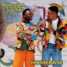 Homebase by DJ Jazzy Jeff & the Fresh Prince (Cassette, Jul-1991, Jive (USA))