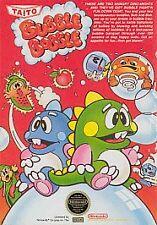 Bubble Bobble (Nintendo Entertainment System, 1988)