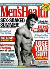 MENS HEALTH MAGAZINE - August 2005