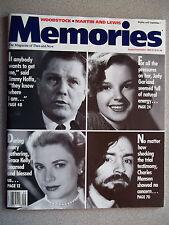 #4 Memories Magazine, Aug/Sep 1989 (MINT CONDITION)