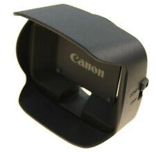 D52-0380-000 CANON LEGRIA HF G26 BLACK CAMCORDER LENS HOOD BRAND NEW UK STOCK