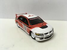 2004 04 Mitsubishi Lancer Evolution Rally Collectible 1/64 Scale Diecast Model