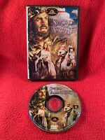 Sword of the Valiant Legend of Sir Gawain DVD Miles O'Keeffe 1984 Sean Connery