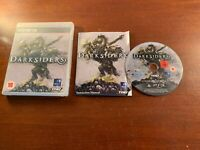 playstation 3 ps3 dark siders disc is excellent no marks or scratches