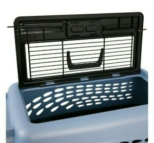 """Petmate 24""""L 2 door dog cat pet carrier with top loading window for easy move"""