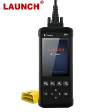 Launch Creader CR619 Automotive ABS SRS Obd2 Obd ii Scanner Check Car Engine ABS