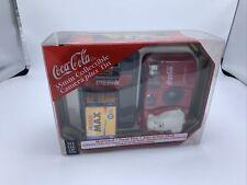 New Sealed Coca Cola Coke 35 mm Camera plus tin, Film, Batteries & Camera Pouch