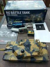RC Battle Tank M1A2 Abrams