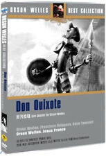 Don Quixote, Don Quijote de Orson Welles (1992) - DVD new