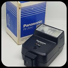 PANASONIC PE-201C Computer Electronic Flash Unit Vintage Photography Student