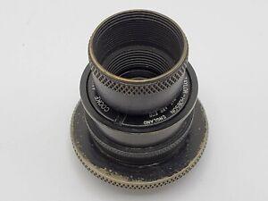 "Taylor Hobson Cooke Anastigmat 1"" 25mm F2.7 Lens for C Mount BMPCC Bolex Cameras"