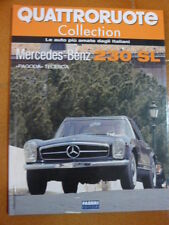 rare book MERCEDES BENZ 230 SL - 50 pages hard cover