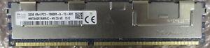 SK HYNIX HMT84GR7AMR4C-H9 32GB 4Rx4 DDR3 PC3-10600R 1333MHz ECC REG MEMORY RAM