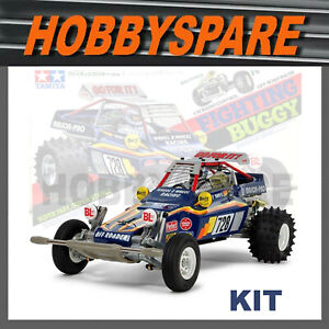 NEW TAMIYA 1:10 FIGHTING BUGGY RETRO RC KIT FFPDS SYSTEM SUPER CHAMP 47304