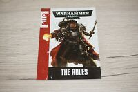 Warhammer 40k Mini Rule Book
