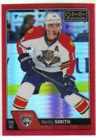 2016-17 O-Pee-Chee Platinum Red Prism /199 Parallel #108 Reilly Smith Panthers