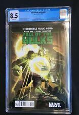 Incredible Hulk #606 1st Immortal She Hulk CGC 8.5 3737275011