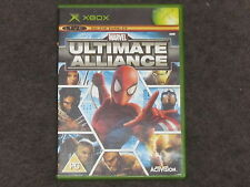 Marvel Ultimate Alliance Microsoft Xbox - Cheap & Complete FREE & FAST POST PAL