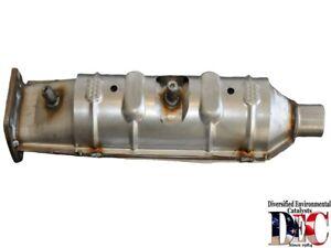 Catalytic Converter   DEC Catalytic Converters   FOR44101T