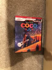 Disney COCO ( Bluray + DVD+ Digital ) Target Exclusive ( Brand New )