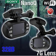Dash camera 0903 NanoQ 32GB WIFI GPS Car Security Super Capacitor 0806 0805 0807