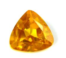 Trillion 12.85 Ct Yellow Spinel 100% Natural Srilankan Gemstone Certified X9602
