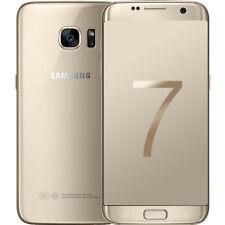 """Samsung Galaxy S7 Edge 32GB SM-G935A 4G LTE Sbloccato 5,5"""" Smartphone Mobile Oro"""