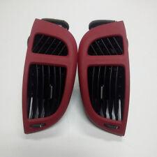 Front Dash Board Air Vent Nozzle Red For 2009 2011 Kia Forte Koup : Cerato Koup