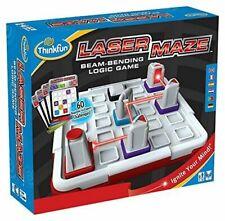 ThinkFun 01014 Laser Maze Class 1 Science Logic Brainteaser Puzzle Board Game
