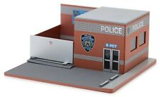 NYPD Central Command  Diorama Building - fertig montiert *** Greenlight 1:64 OVP