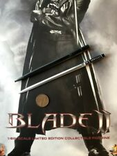 Hot Toys Blade II Blade MMS113 Sword & Scabbard loose 1/6th scale