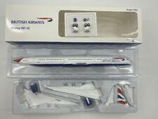 Hogan Wings 1/200 British Airways Boeing 787-10,G-ZBLA,Desktop Model HG11502
