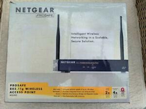 Netgear Wireless Access Point Prosafe WG302 108 Mbps, 2,4 GHz