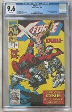 X-Force (1st Series) #15 CGC 9.6 (WP) | Near Mint+ | Marvel Comics 1992