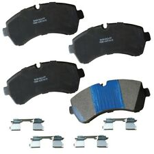 Disc Brake Pad Set-Stop Semi-Metallic Brake Pad Front,Rear Bendix SBM1699