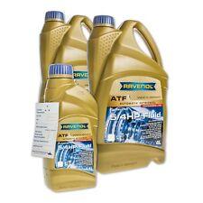 9 (2x4+1) Liter RAVENOL ATF 5/4 HP Fluid Automatikgetriebeöl