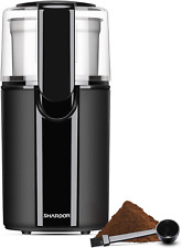Electric Coffee Grinder Removable Stainless Steel Bowl Grinder for Grain Coffee