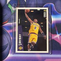 KOBE BRYANT 1996-97 COLLECTOR'S CHOICE ROOKIE RC #267 LAKERS UPPER DECK / PSA10?