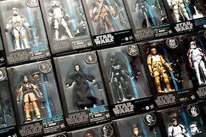 Star Wars 15.2cm Série Noire Emballé / Emballé Figurines