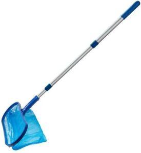 Blu Line Pond Deep leaf net bag with a short pole
