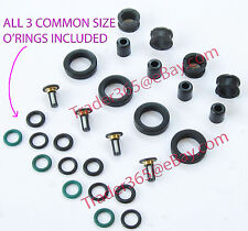 Fuel Injector Service Repair Kit for Honda Acura 4 Cyl O'rings Grommets Filters