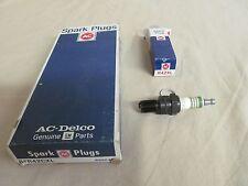 Set of 8 AC DELCO R42CXL Spark Plugs #8990460