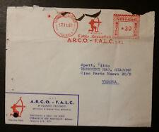 BOLLO AFFRANCATRICE - GIOCATTOLI ARCO - CERNUSCO - MILANO - 1961