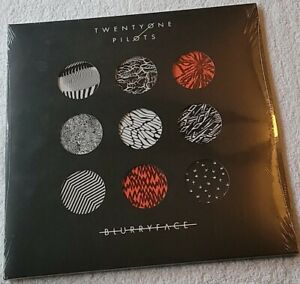 Twenty One Pilots  Blurryface Vinyl LP  New